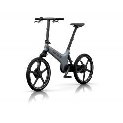 Vélo pliant électrique Gocycle GS Gris/Noir