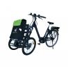 Châssis triporteur Addbike Carry'Shop