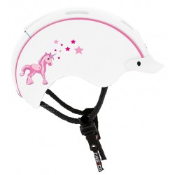 Casque enfant Casco Mini Mini Unicorn