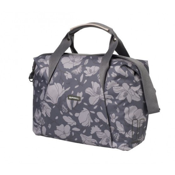 Sacoche arrière Basil Magnolia Carry All Bag 18L Blackberry