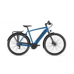 Vélo électrique Gazelle Cityzen C8 HMB homme bleu