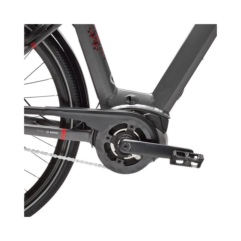 le v lo lectrique peugeot ec01 automatique nuvinci chez cyclable. Black Bedroom Furniture Sets. Home Design Ideas