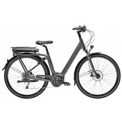 Vélo électrique Peugeot eC01 Shimano Deore 10 Plus Gris
