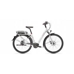 Vélo électrique Peugeot eC01 Nexus 7 Blanc