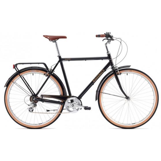 Vélo de ville Ridgeback Tradition Noir