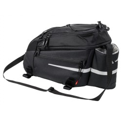 Sacoche porte-bagages Vaude Silkroad L 11L noir