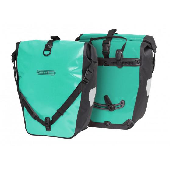 Paire de sacoches arrière Ortlieb Back-Roller Free 2 x 20L bleu