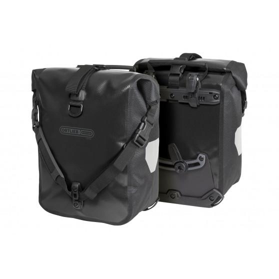 Paire de sacoches Ortlieb Sport-Roller Free 2 x 12.5L noir
