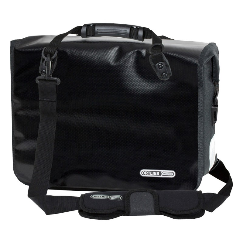 sacoche arri re ortlieb office bag ql3 1 disponible chez cyclable. Black Bedroom Furniture Sets. Home Design Ideas