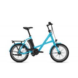 Vélo électrique Kalkhoff Sahel Compact I8 bleu