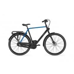 Vélo de ville Gazelle CityGo C3 Homme Black