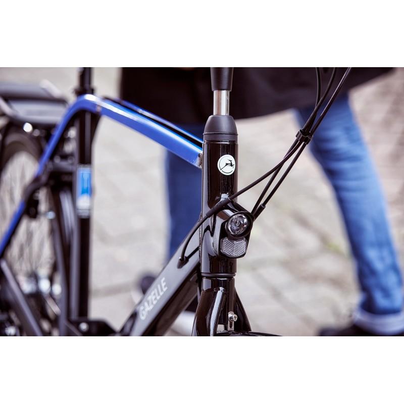 ... Vélo de ville Gazelle CityGo C3 Homme Black cadre ...
