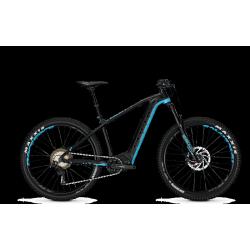 VTT électrique Focus Bold2 Plus Noir/Bleu