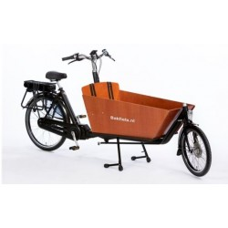 Biporteur Cargobike Classic Steps long
