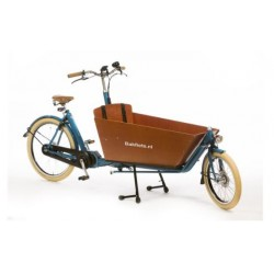 Biporteur Cargobike Cruiser Steps long