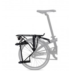 Tern Trolley rack avec roues intégrées