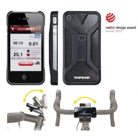 Topeak Ride Case support mobile pour i-phone