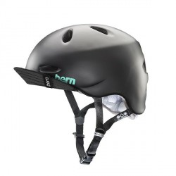 Casque Bern Berkeley Satin Black