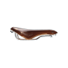Selle Brooks Swift Chrome Special Brown profil