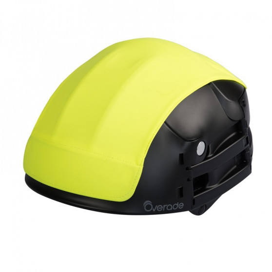 Couvre-casque Overade Plixi Protect Cover jaune fluo