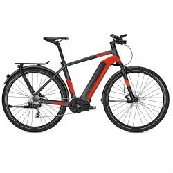 Kalkhoff Integrale 10 vélo électrique noir jaune