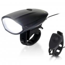 Éclairage avant klaxon Hornit Lite - 250 lumens