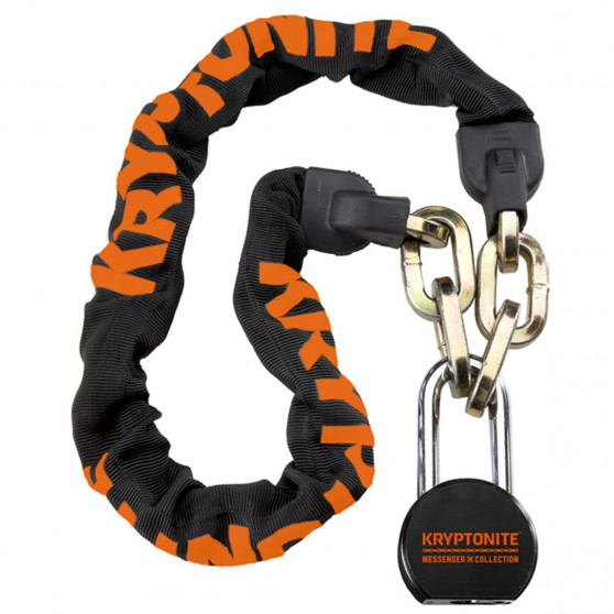Antivol chaîne Kryptonite Messenger Chain & Moly