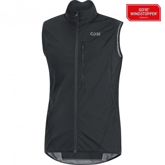 Gilet Gore Wear C3 Windstopper Light black
