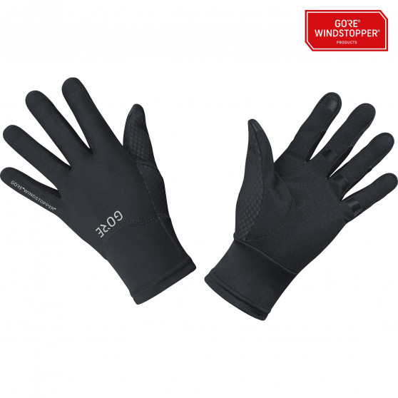 Gants Gore Wear M Windstopper black