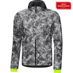 Veste Gore Wear C3 Windstopper Urban Camo