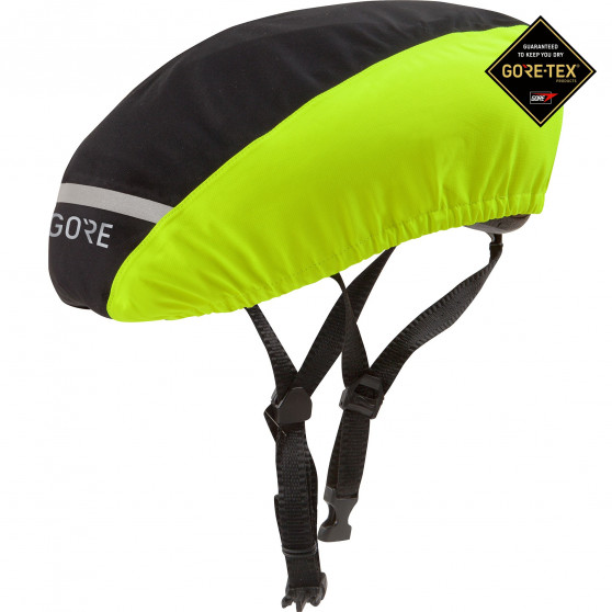 Couvre-casque Gore Wear C3 Gore-Tex black/neon yellow