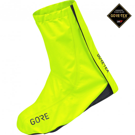 Couvre-chaussures Gore Wear C3 Gore-Tex neon yellow