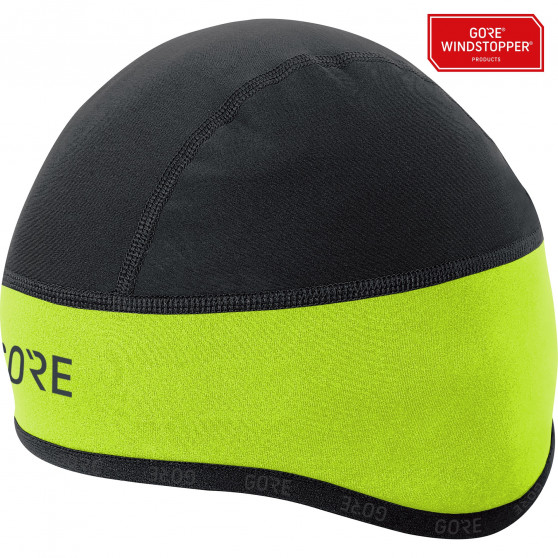 Casquette Gore Wear C3 Windstopper neon yellow/black