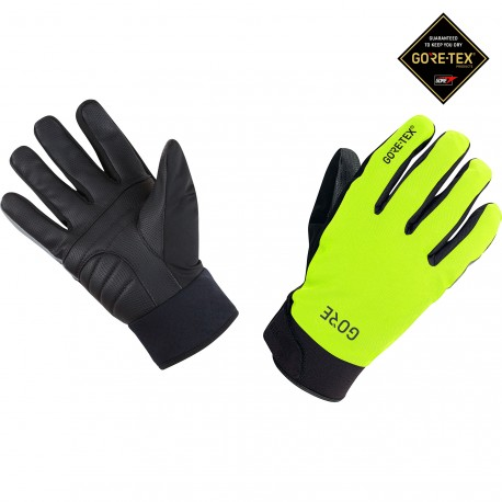 Gants Gore Wear C5 Gore-Tex Thermo neon yellow/black