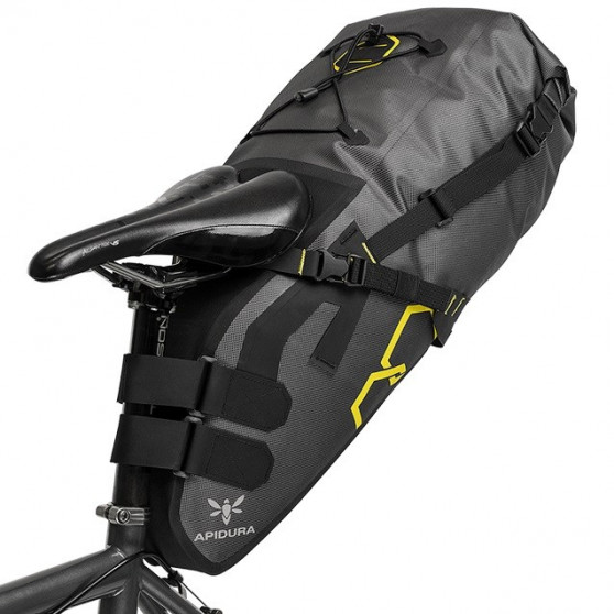 Sacoche de selle étanche Apidura Expedition 17L