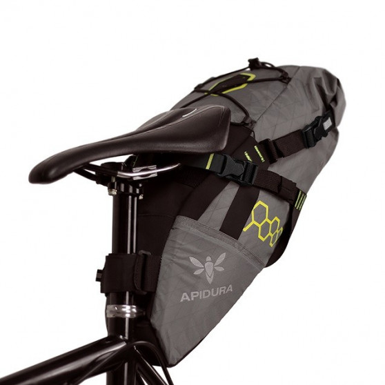 Sacoche de selle étanche Apidura Backcountry 11 à 17L