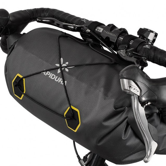 Sacoche de guidon bikepacking étanche Apidura Expedition 14L cintre route