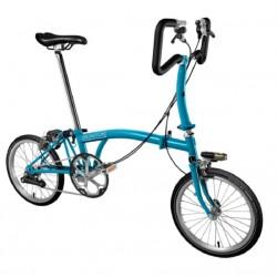 Vélo pliant Brompton type P