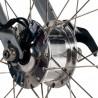 Vélo pliant Brompton type S 2 vitesses moyeu avant Schmidt SON