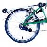 Vélo pliant Brompton type M 6 vitesses arrière