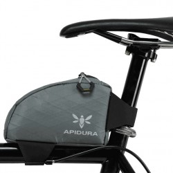 Sacoche de cadre Apidura Backcountry Top Tube 0.5 à 1L