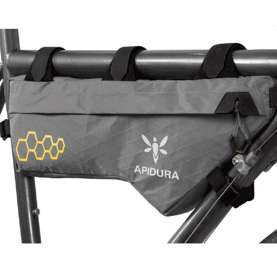 Sacoche de cadre Apidura Backcountry Compact Frame 3 à 5.3L