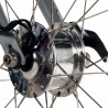 Vélo pliant Brompton type H 2 vitesses moyeu Schmidt SON
