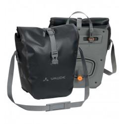 Paire de sacoches avant Vaude Aqua Front 2 x14L noir