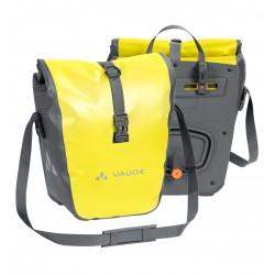 Paire de sacoches avant Vaude Aqua Front 2 x14L jaune