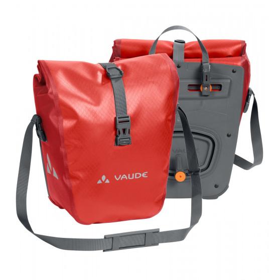 Paire de sacoches avant Vaude Aqua Front 2 x14L orange