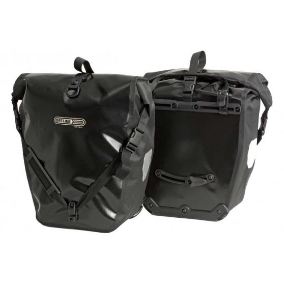 Paire de sacoches arrière Ortlieb Back-Roller Classic 2 x 20L noir