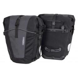 Paire de sacoches arrière Back-Roller Pro Classic 2 x 35L gris