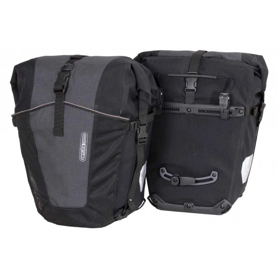 Paire de sacoches arrière Ortlieb Back-Roller Pro Plus 2 x 35L gris