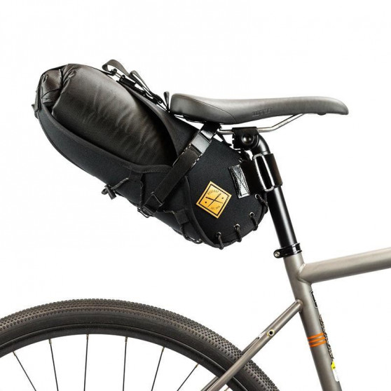 Sacoche de selle Restrap Saddle Bag noir 8L